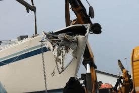 Yacht Schaden
